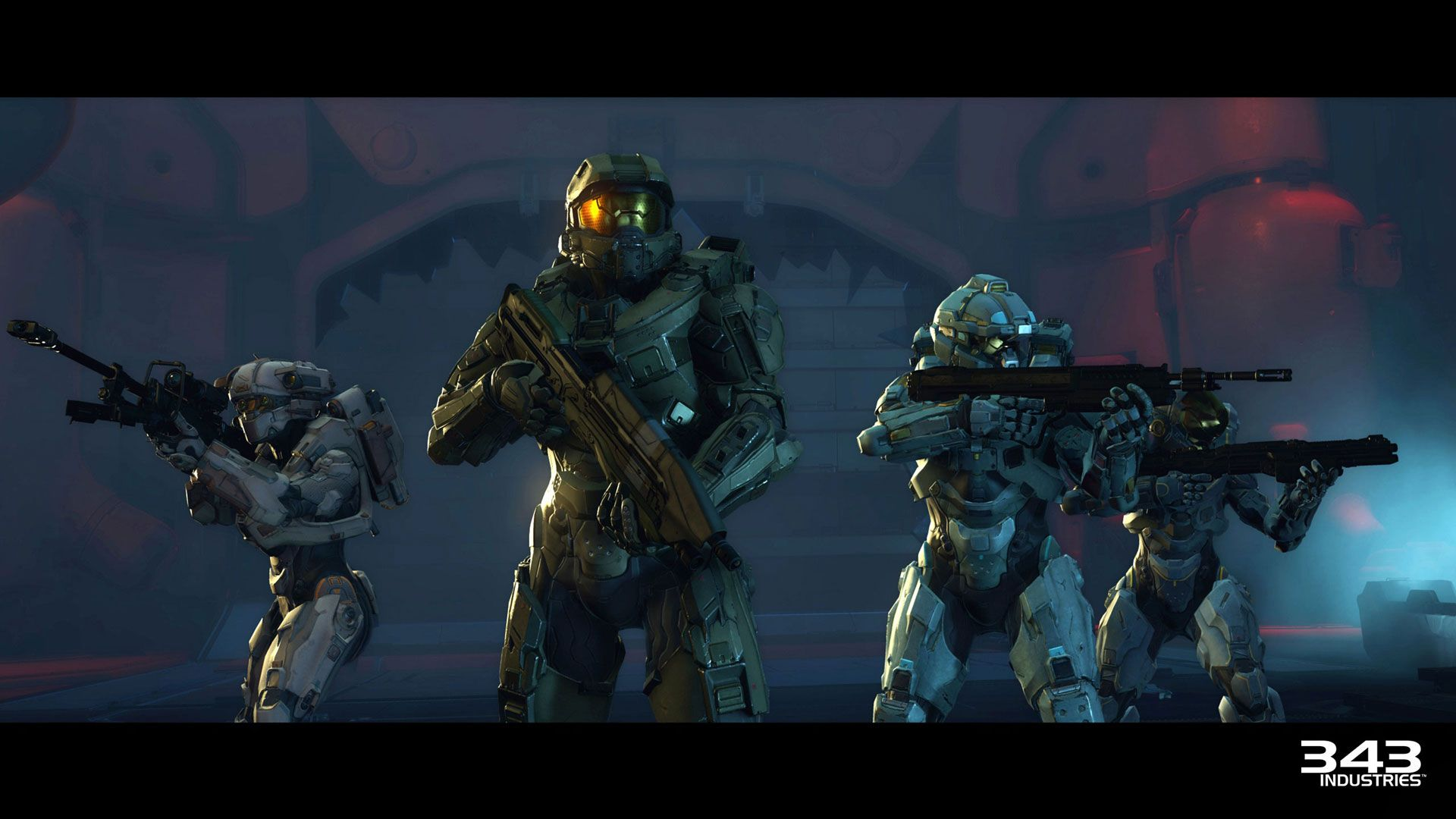 Halo 5: Guardians - Your Team is your Weapon | HALO | Halo 5