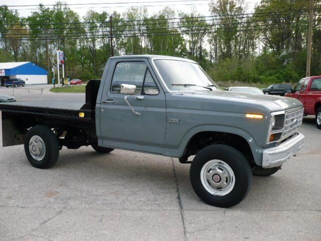 Flat Bed Ford Trucks Ford F250 Truck For Sale In Kentucky