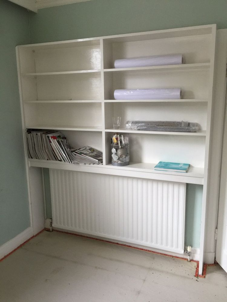 Wooden Bookcase For Over Radiator Wooden Bookcase Bookcase