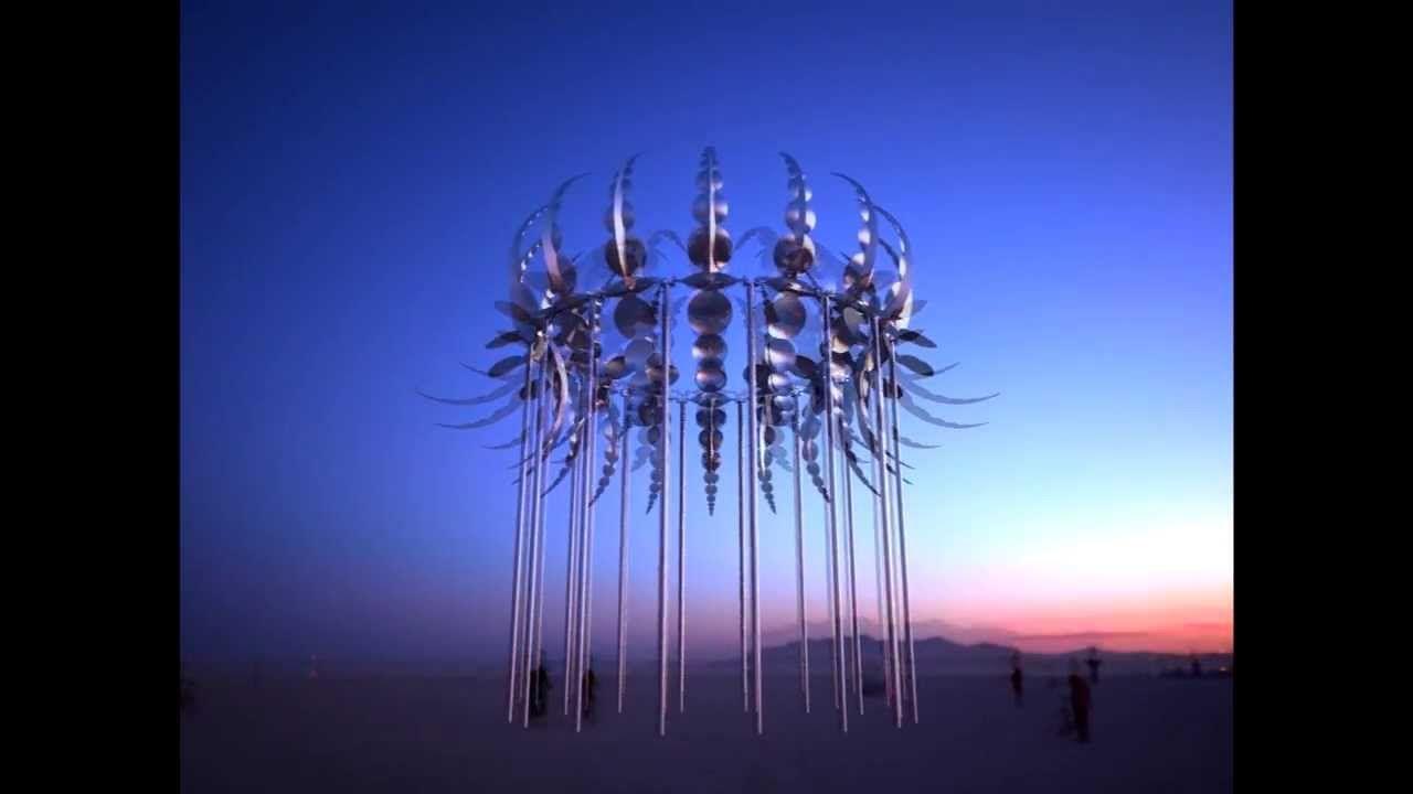 Anthony Howe - Burning Man -