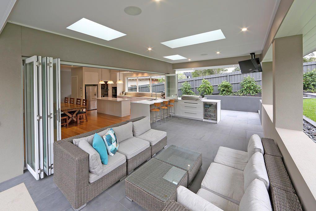 Outdoor Kitchens Melbourne Contemporary kitchen design
