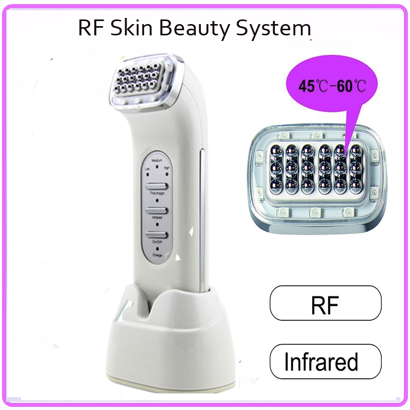 49.99$  Watch here - http://aliwly.worldwells.pw/go.php?t=32500795783 - Mini Bipolar rf Radio Frequency Skin Tightening Lifting Wrinkle Removal Facial Rejuvenation Facial Beauty Massager 49.99$