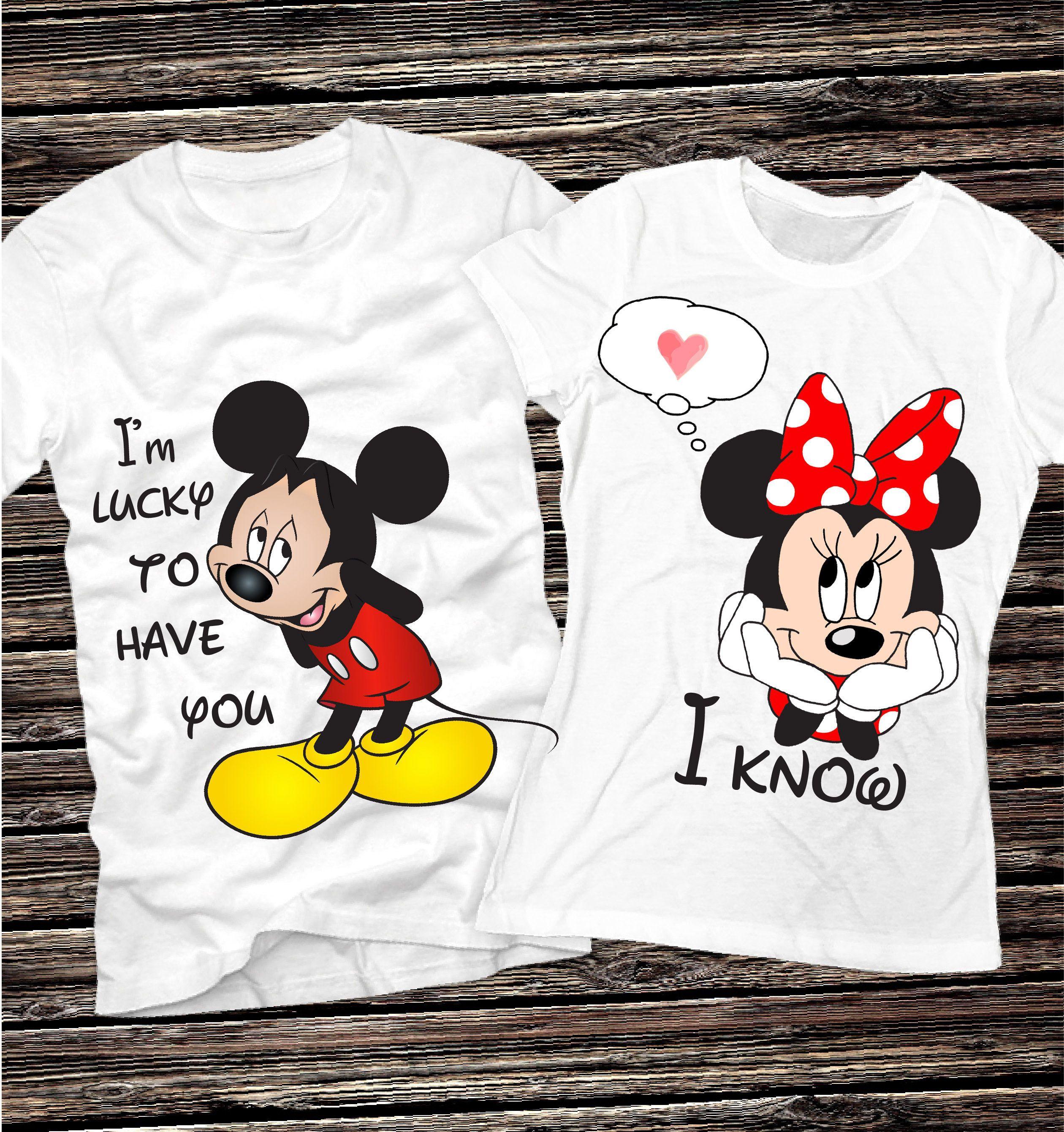 S Womens Disney Mickey Minnie Mouse Kiss Raglan Tee Shirt Valentine/'s T-Shirt