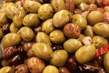 Olive lovers' sacred sites