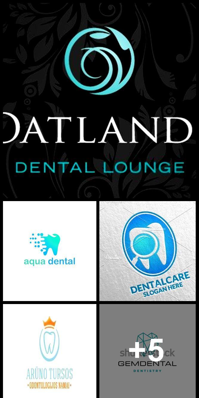 Dental logo design for the Oatlands Dental Lounge. By Design4dentists #dentallogo