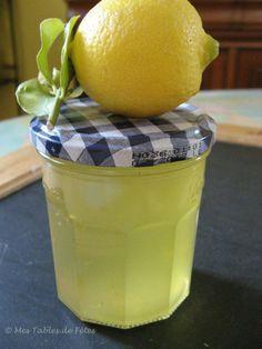 épinglé par ❃❀CM❁✿Futilités: Gelée de citron et romarin