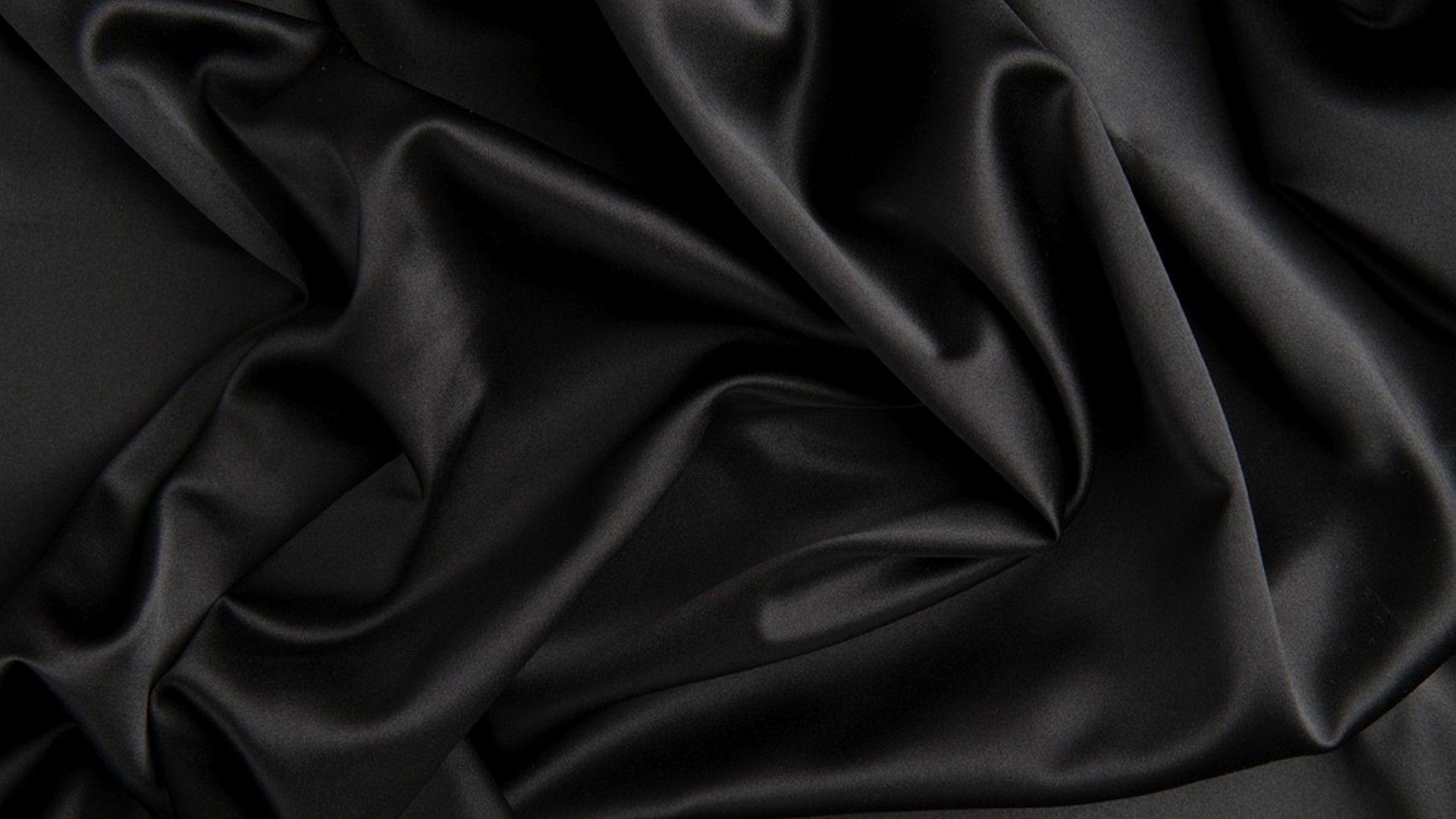 Black Silk Desktop Backgrounds 2021 Live Wallpaper Hd Black Silk Silk Satin Fabric Silk Fabric