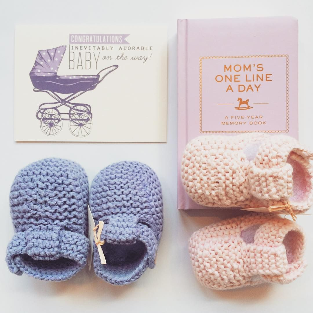 These booties are made for crawlin'.
