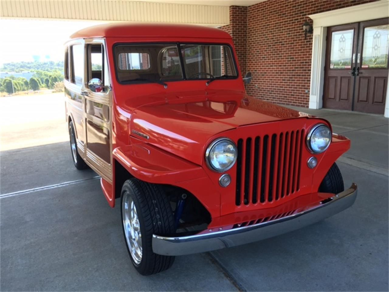 1947 Willys Overland Jeep Wagon Camionetas