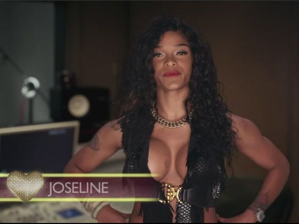 and hernandez joseline Love nude hip hop
