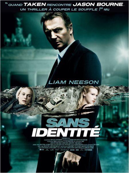 2011 Sans Identite Unknown Thriller Liam Neeson