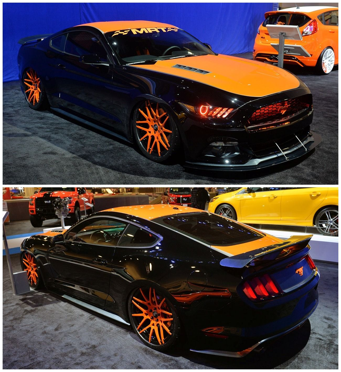 SICK 2015 FORD MUSTANG ECOBOOST CUSTOM BY MRT