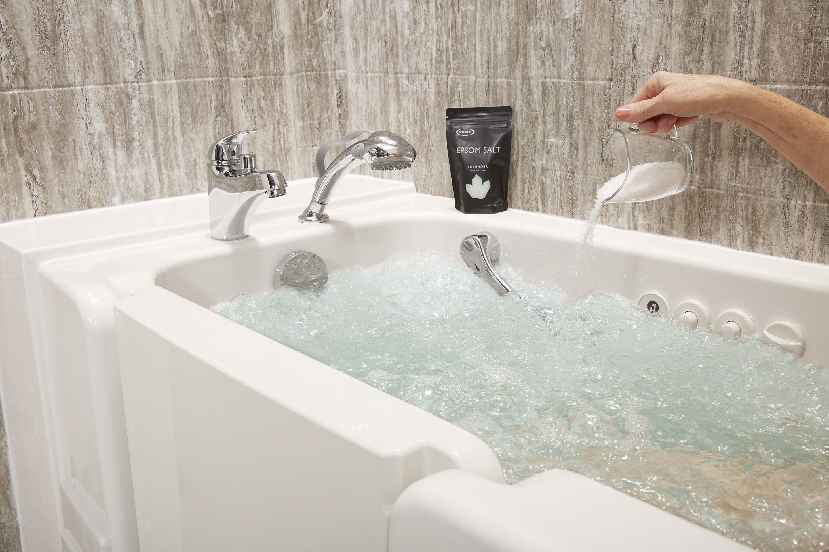 Looking To Create A Spa Like Shower Or Tub Area Right Now Is The