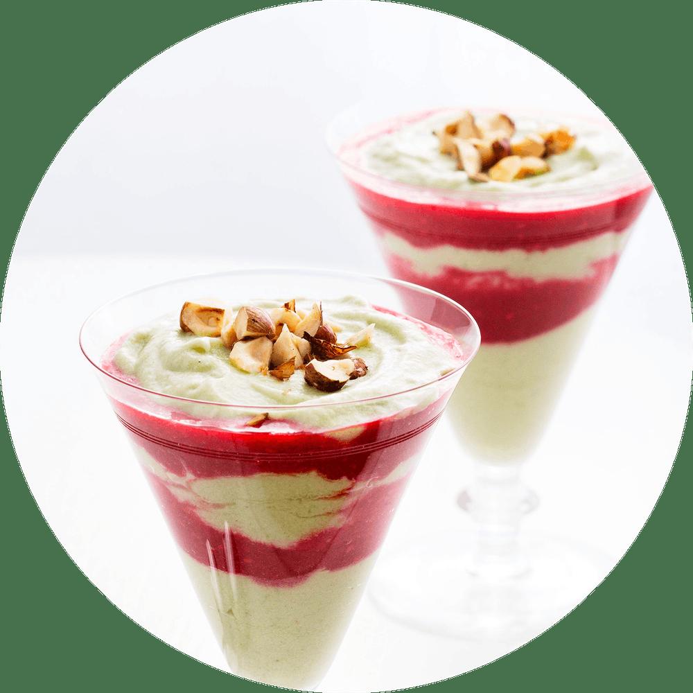 LCHF recept – Baconlindad fläskfilé med vitlökspuré – Diet