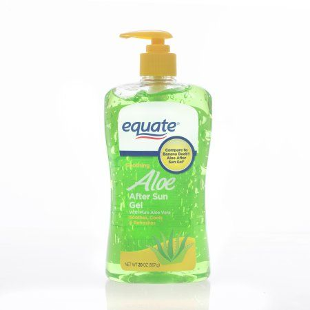 Personal Care Aloe Vera Gel After Sun Aloe Vera