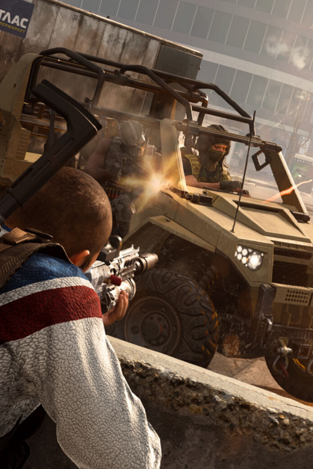 Warzone The Wanted Download Link