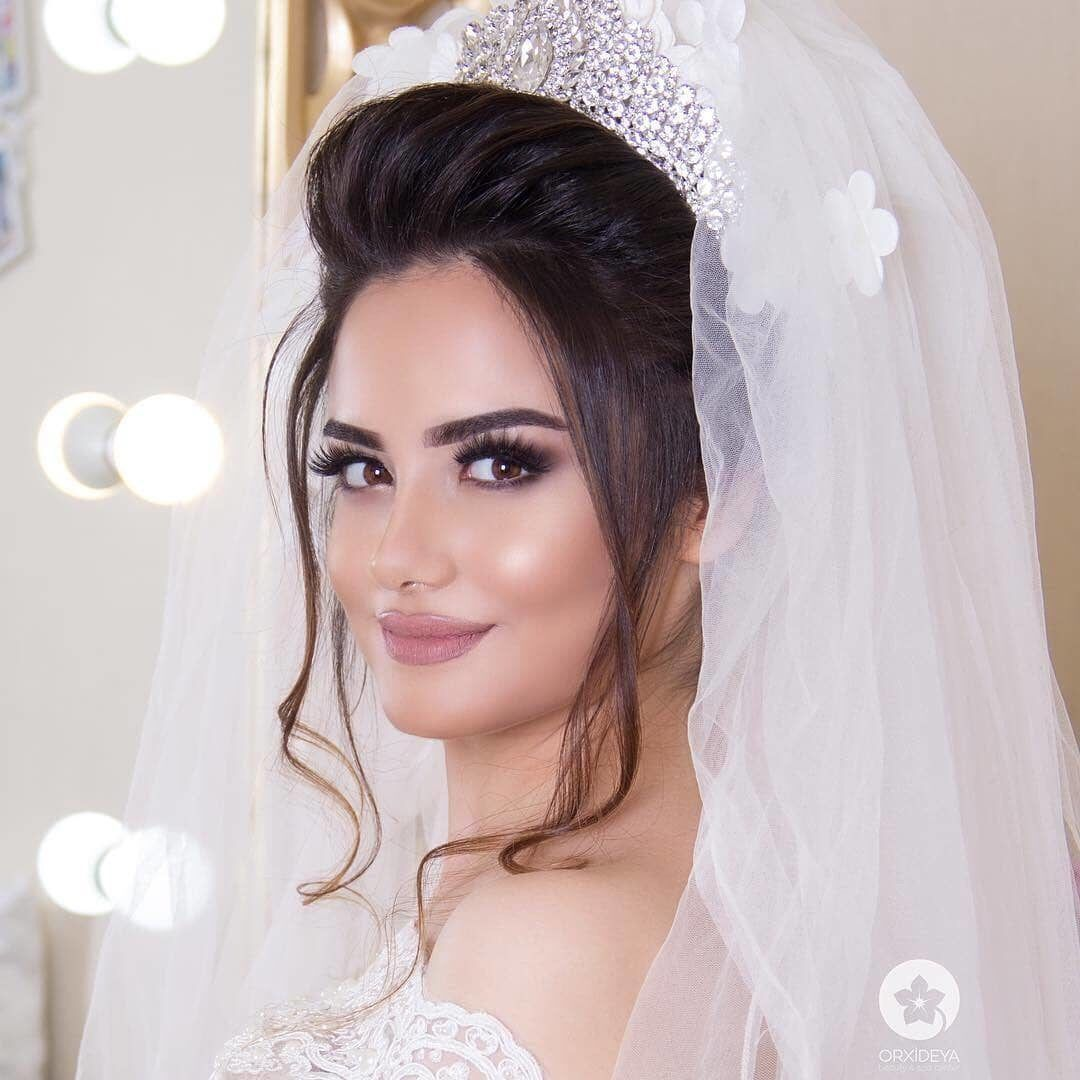 Pin by Joey Barragan on Wedding Hairstyles | Pinterest | Makeup ...