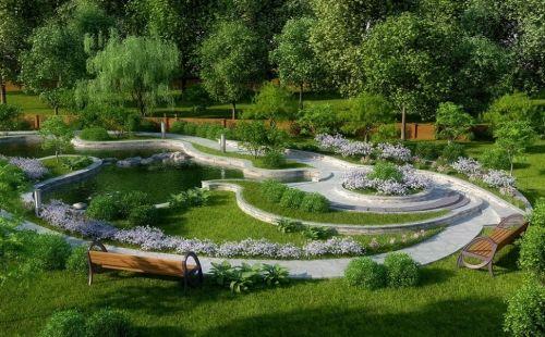 Un jardín.... Excepcional