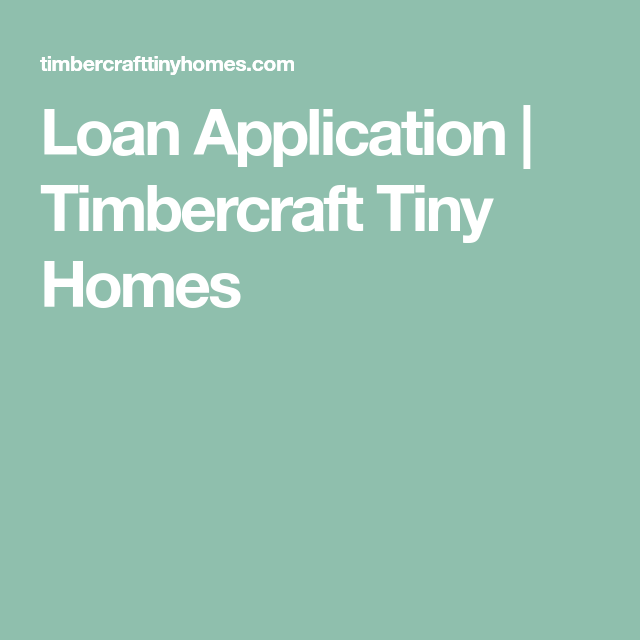 Small Homefront Design Ideas: Timbercraft Tiny Homes