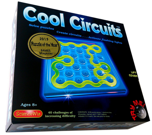Science Wiz Cool Circuits - Puzzles for Kids