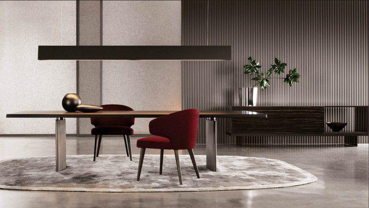 Meuble Design Pour Salon Et Salle A Manger 8 Tables Et Fauteuils A