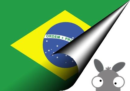 WeddingDonkey has set a hoof on Brazil. www.weddingdonkey.com.br