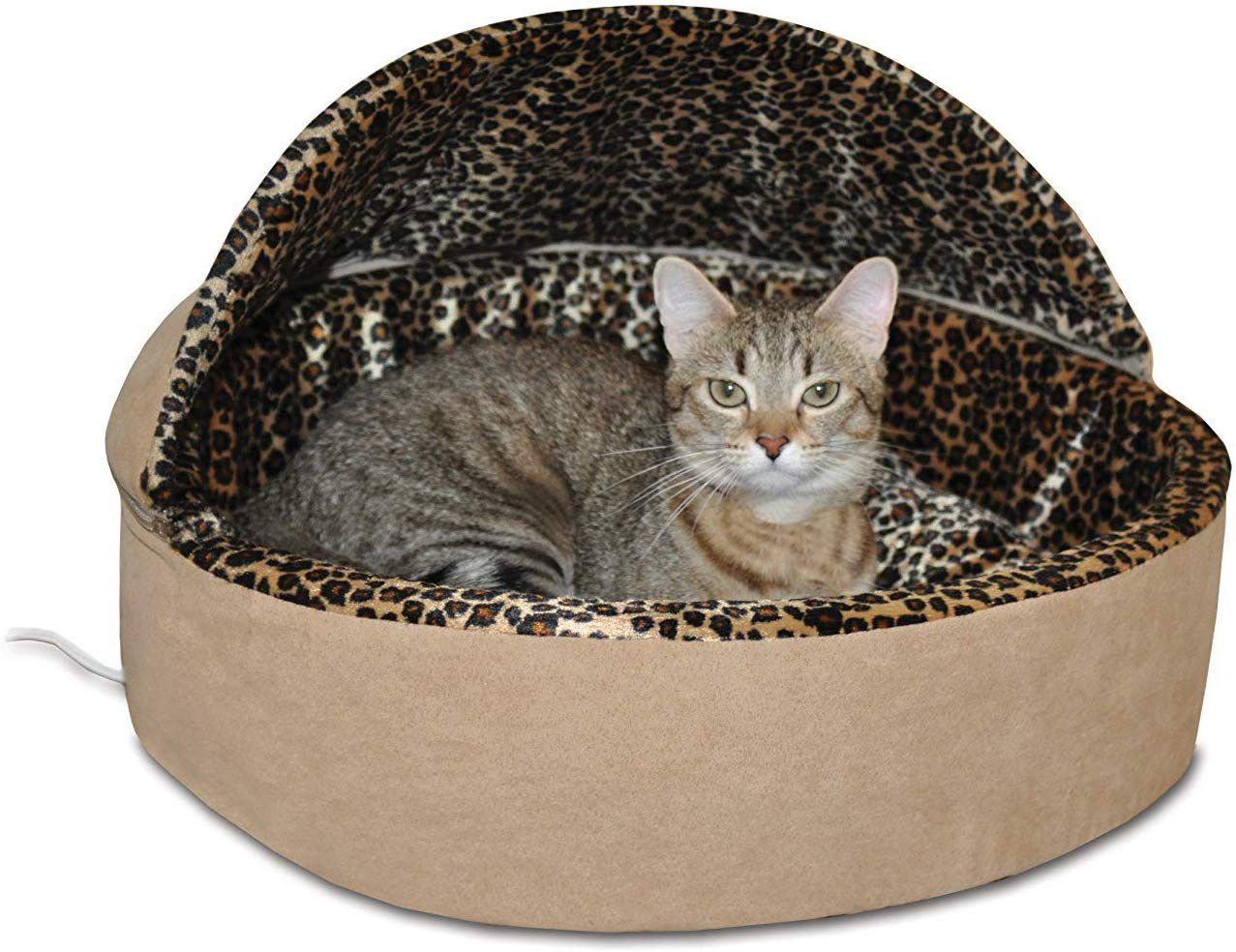 Amazons bestselling heated cat house got a crazy cute