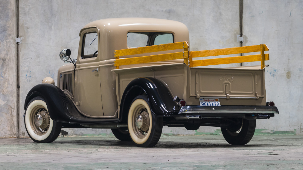 1936 Ford Pickup S34.1 Houston 2017 in 2020 (With