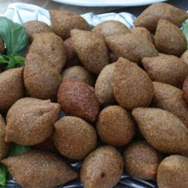 Kibbeh! | Arabic deliciousness | Arabic food, Food, Food dishes