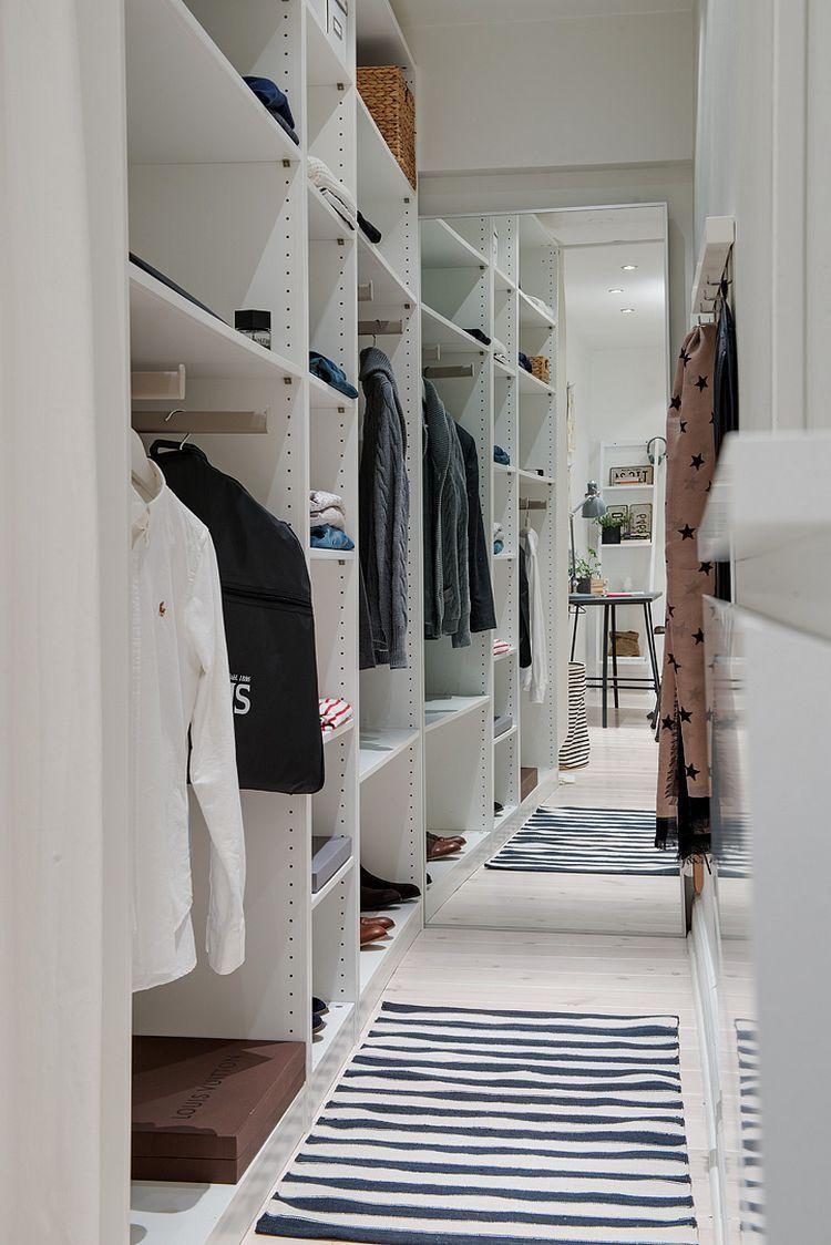 bb4d55a940fa Skandináv lakásdekoráció ötletek - 63nm-es, kétszobás lakás ...
