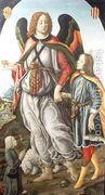 Francesco Botticini: Tobias and the Archangel Raphael