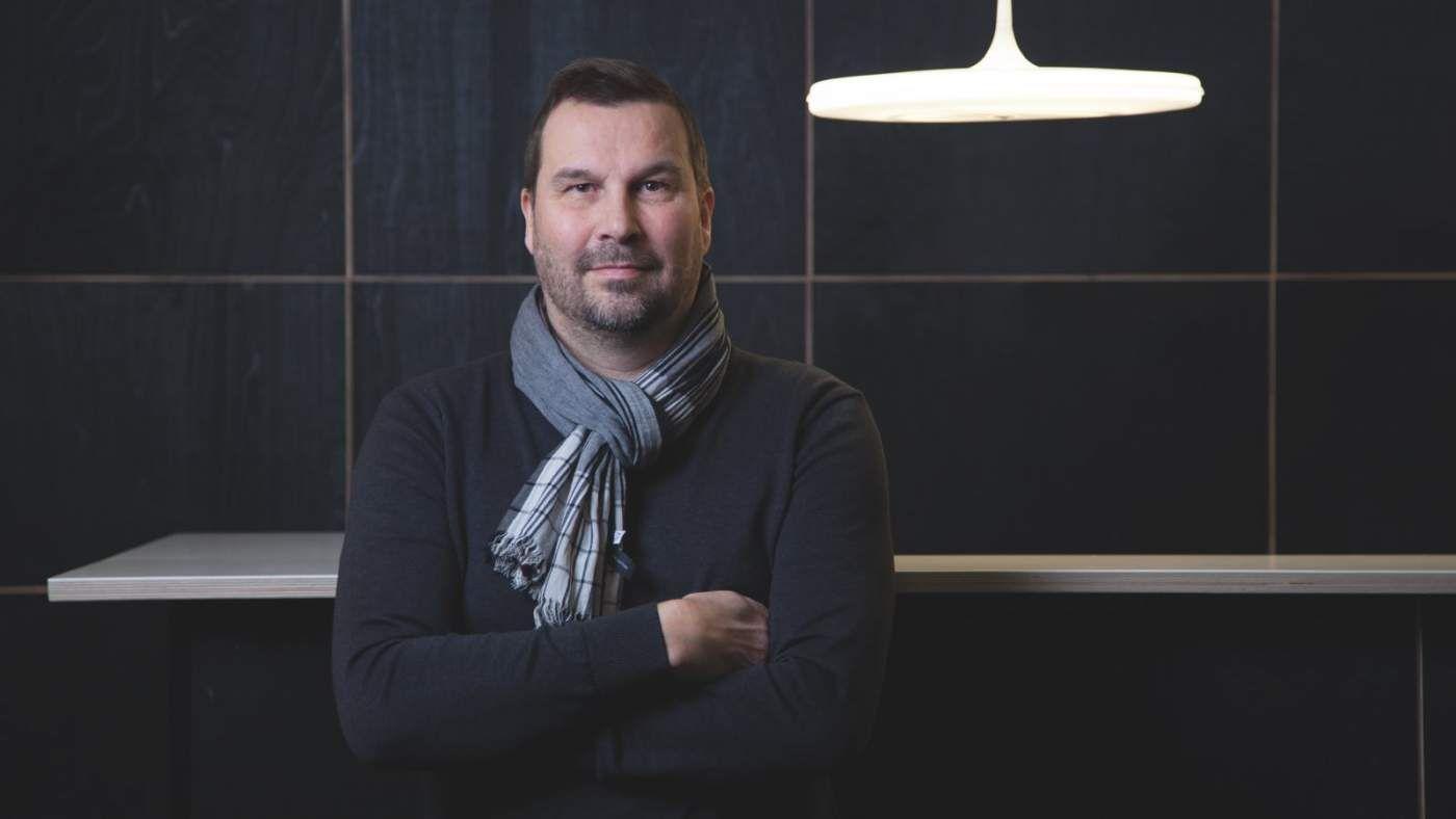 """Muotoilija Tapio Anttila: """"Lahti on oikea muotoilukaupunki"""" – Business Presser"""