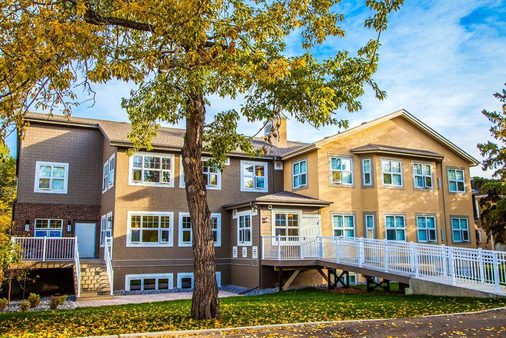 Alder House at University of Alberta