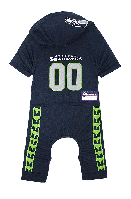 NFL Seattle Seahawks Pet Onesie, Medium * For more