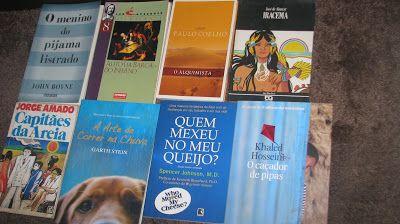 Bruno Fernandes : Meus livros novos ...