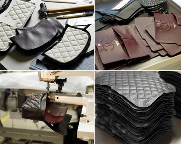 How It S Made Chanel Bag 2 55