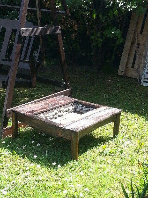 Mesa para plantas grasas