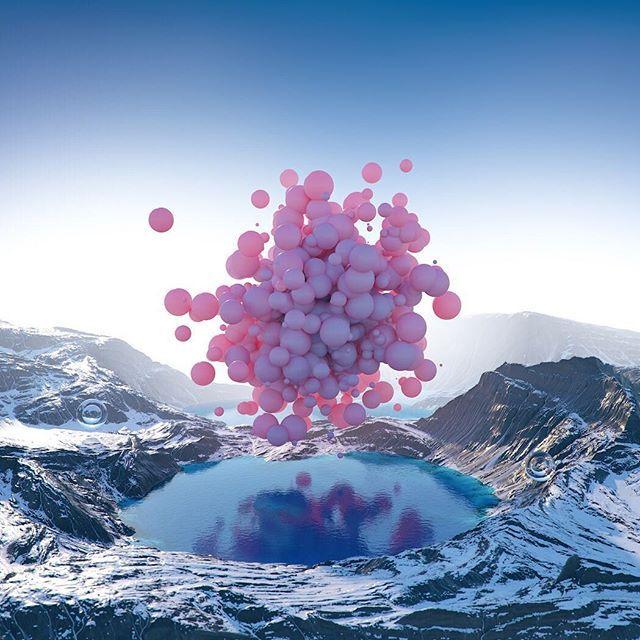 Digital Dreamscapes By Graphic Designer Filip Hodas Hoodass