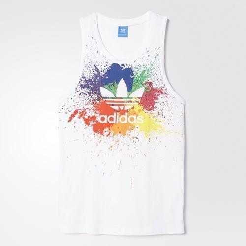 8d9dae23107af adidas - LGBT Tank Top