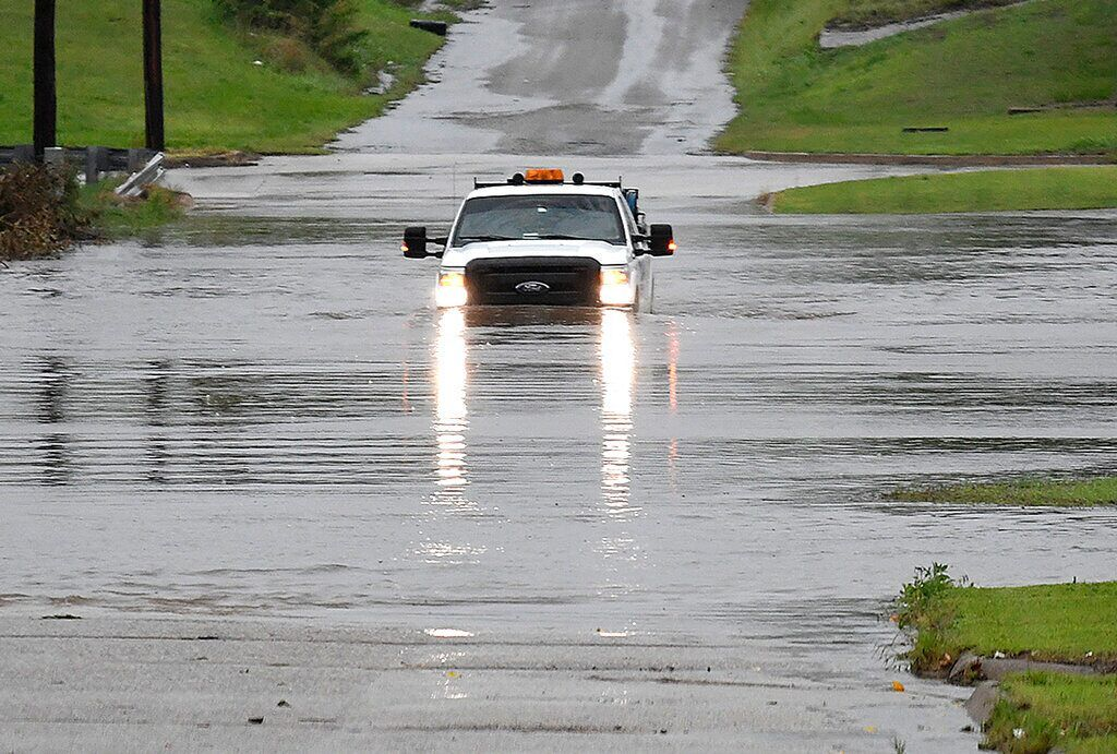 Flash floods, thunderstorms poised to hit Midwest Flood