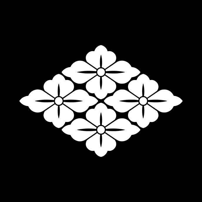 柳沢花菱 やなぎさわはなびし Yanagisawa Hana Bishi The Design Of