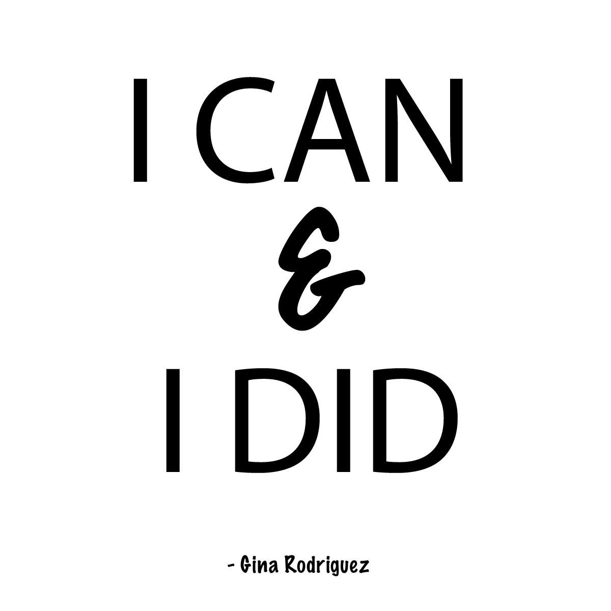 Congrats To Golden Globes Winner Gina Rodriguez for best
