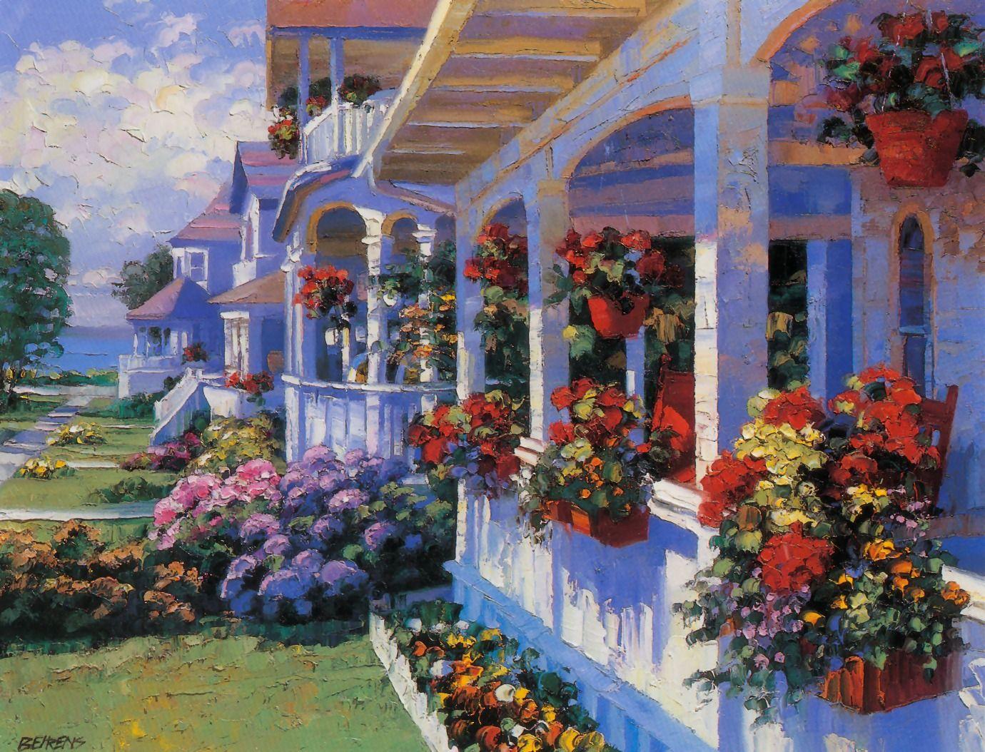 Oak Grove Martha' Vineyard Howard Behrens Style