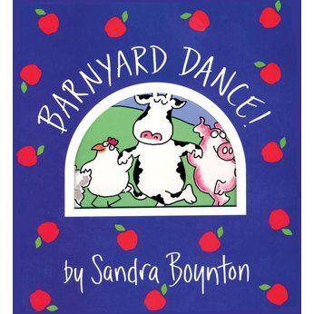 Barnyard Dance by Sandra Boynton-Toddler Storytime/Oct. 2015