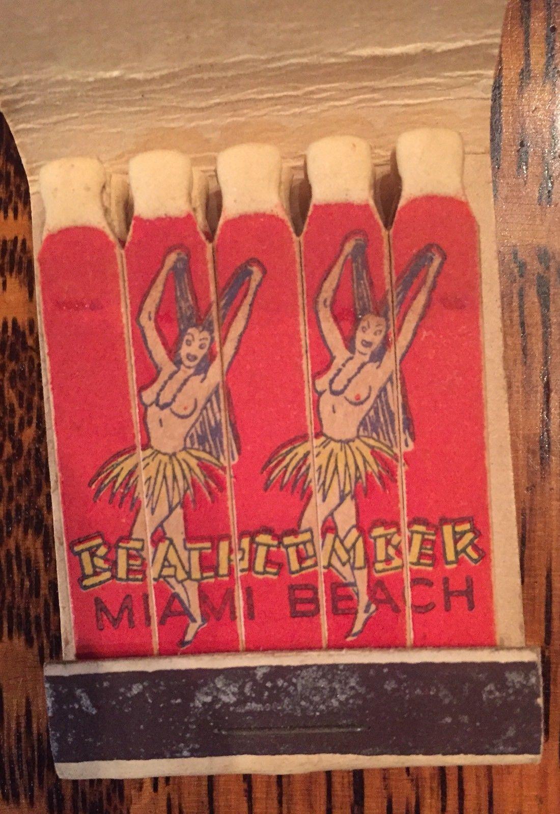 Vintage topless hula