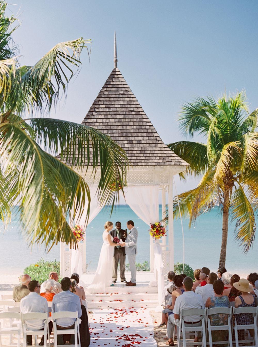 Jamaica Riu Montego Bay Destination Wedding