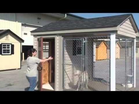 ▷ 10 x 16 dog kennelhorizon structures - youtube | my furry