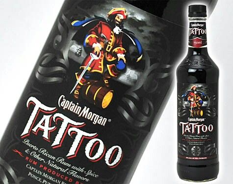 captain morgan tattoo - 475×375