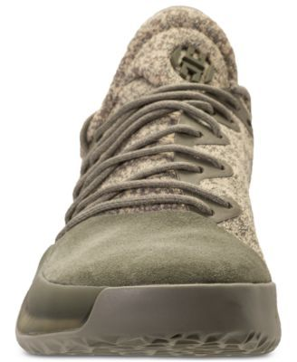 3d606e2b0290 adidas Men s Harden Vol.1 Basketball Sneakers from Finish Line - Tan Beige  11.5
