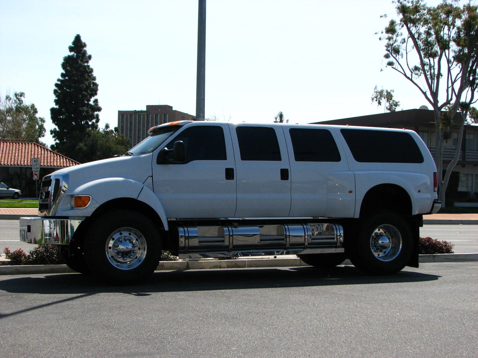 Image detail for file ford f650 4x4 truck flickr highway patrol images